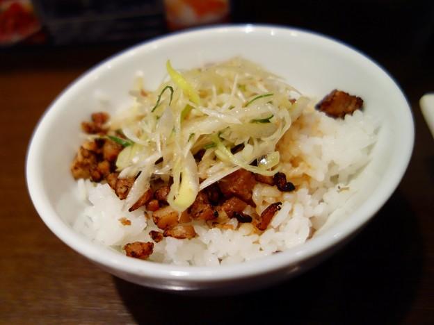 亀戸らぁ麺零や船橋店DSC02024