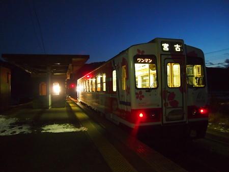 三陸鉄道[36-102]キット、ずっと3号