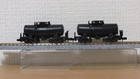 タキ43000をKATOの貨車の台車でN化する