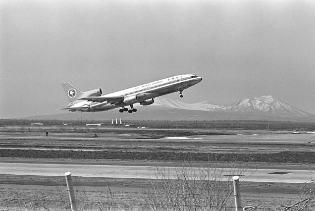 L-1011 JA8512 全日空 CTS 1980.04