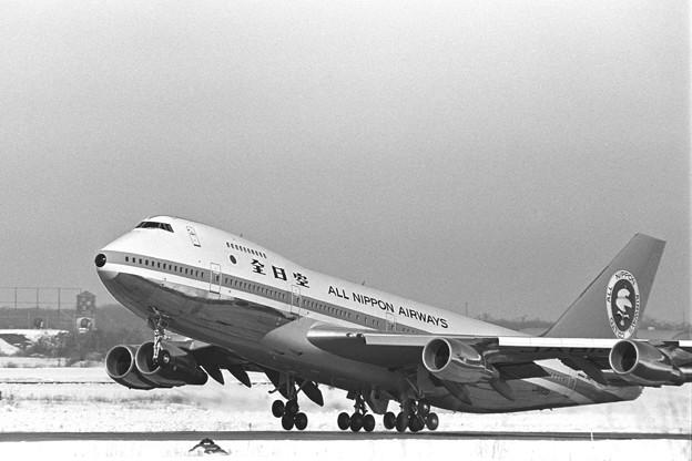 B747SR-81 JA8139 全日空 1980.03