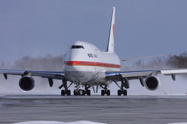B747-47C Lineup 2013.02