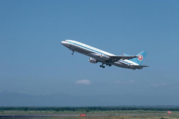Photos: L-1011 JA8515 全日空 CTS 1981.08