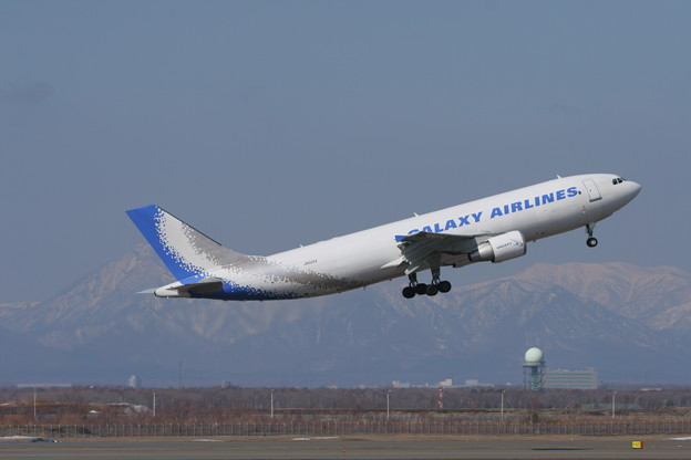 Photos: A300F4-622R JA02GX 2008.03