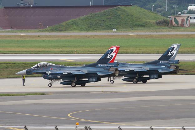F-2 3rd Tactical Fighter Sqn TAC Meet2013