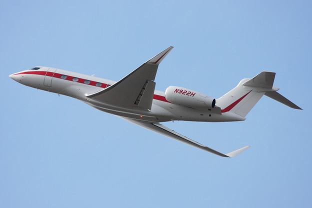 Photos: GulfstreamG650 N922H 13.1102