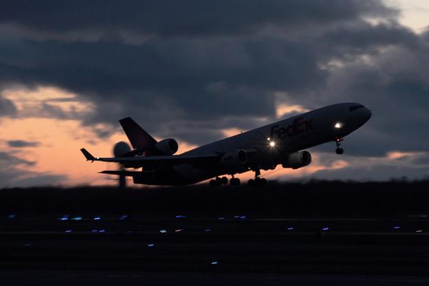 MD-11 TakeOff