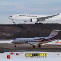 Photos: Gulfstream G-IV(G300) N388AJ+B772 2013.12