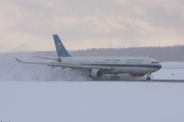 Photos: A330 雪Reverse