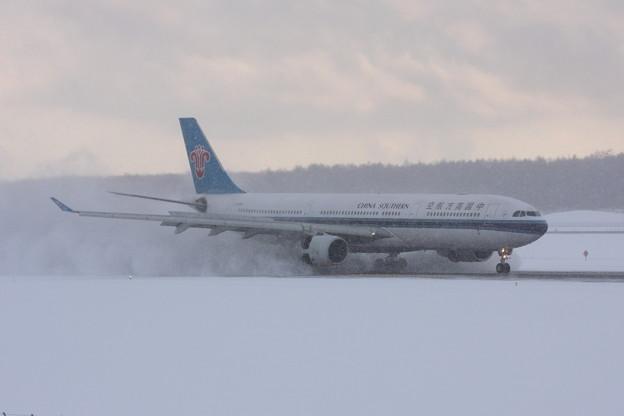 A330 雪Reverse