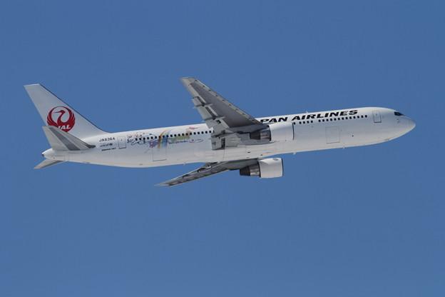 B767-300 JA8364 JAL WAONジェット