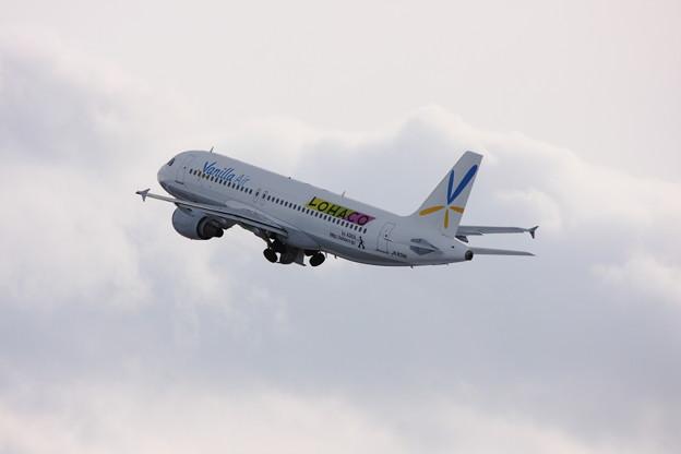 A320 VanillaAir+LOHACO