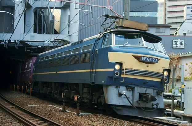 2070レ 【EF66-27牽引】
