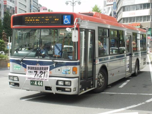 新潟交通 日産ディーゼル・スペースランナーRA  PKG-RA274PAN