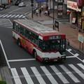 Photos: 東野交通 三菱ふそう・エアロスター U-MP218M