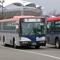 Photos: 新潟交通 いすゞ・キュービック  P‐LV314Q G-1566-N
