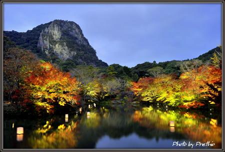 御船山楽園 紅葉まつり(2)