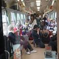 明知鉄道 コスプ列車 (3)