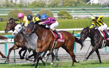 阪神牝馬S アイアムカミノマゴ