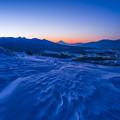 写真: シュカブラの夜明け