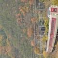 Photos: 紅葉と381系 やくも