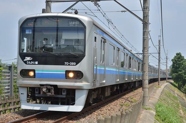 りんかい線 70-000形 Z8編成