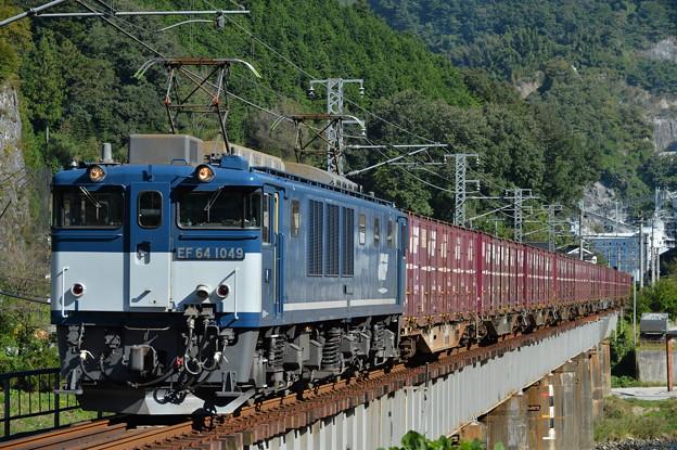 EF64 1049牽引 3082レ