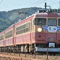 Photos: 475系 急行立山