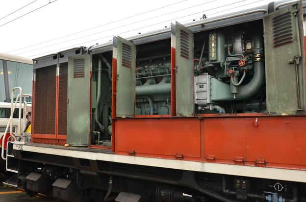 DD51 DML61Zエンジン