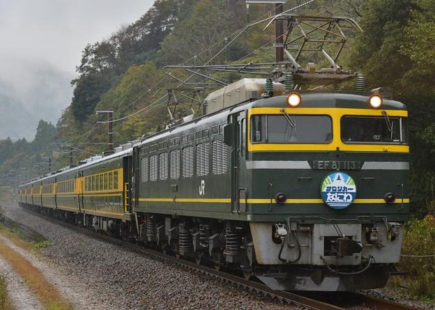 9215レ 往路 大サロ