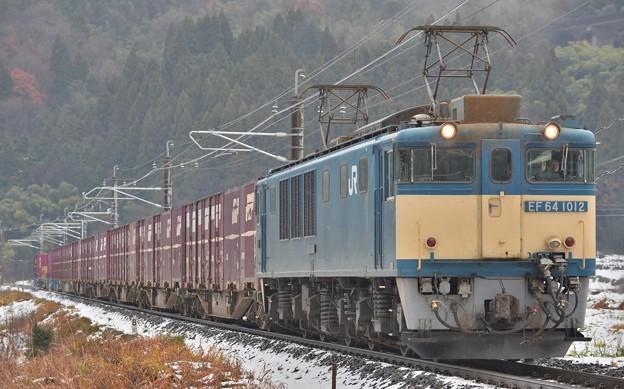 3084レ EF64 1012