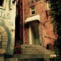 Photos: 隠れ家への小路