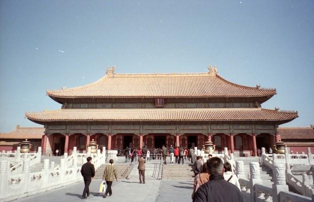 Beijing, Forbidden-city (3)