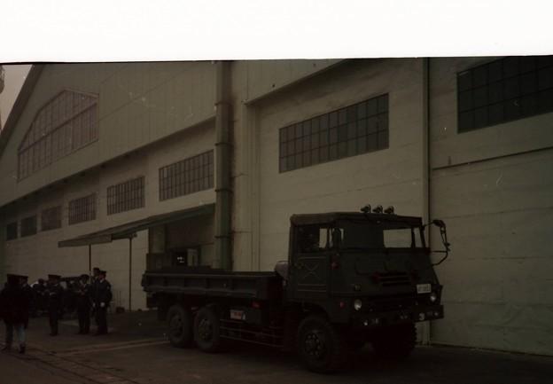 SDF 1 1/2-ton truck
