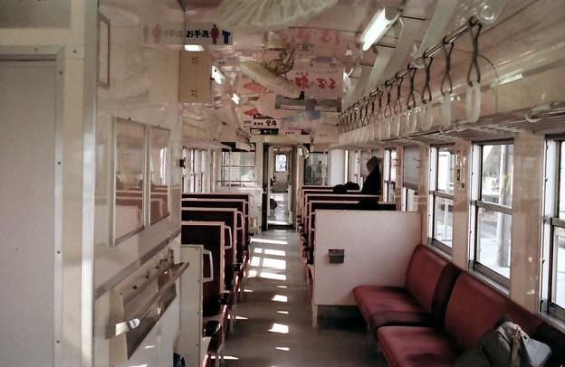 Sanriku Type36 DMU, interior