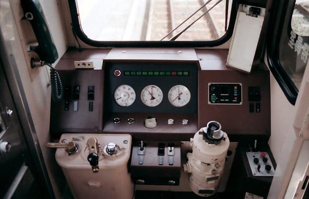 Sanriku Type36 DMU, cab
