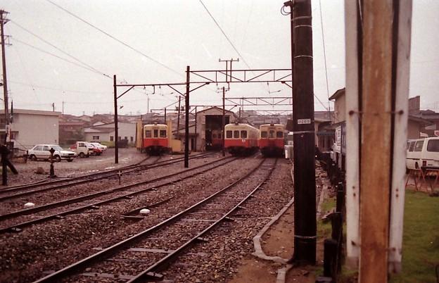 Hokuriku, Asanogawa Line depot