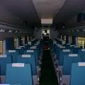 TGV - KTX, 2nd class moku-up / 2等車のモックアップ