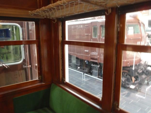 -52 series [ Heritage ] @ SCM & Rail Museum , wooden interior