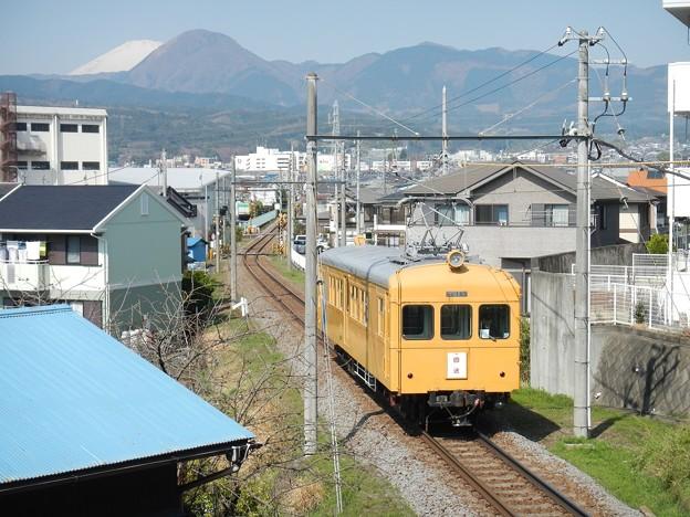 Izuhakone Railway, Kode165 electric traction