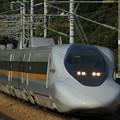 Photos: 個性的なレールスター(山陽新幹線大津トンネル)