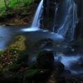 Photos: 静寂につつまれて(兵庫県新温泉町 猿壷の滝)