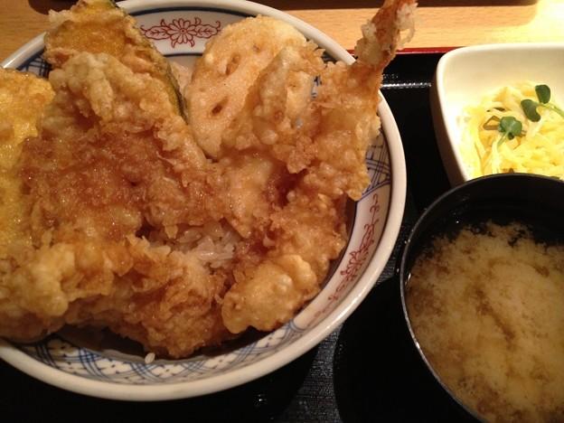 特選けやき天丼(けやき)