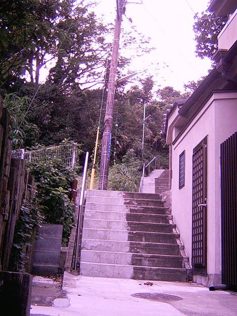でも確実に生活のための階段