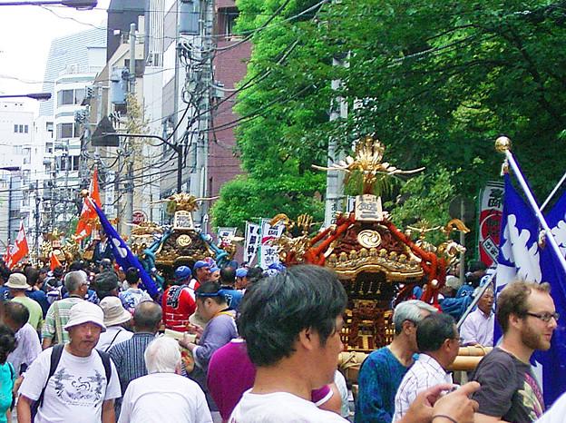 八幡祭り 神輿渡御 0817 018