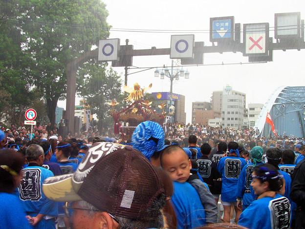 八幡祭り 神輿渡御 0817 092