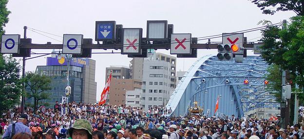 八幡祭り 神輿渡御 0817 105