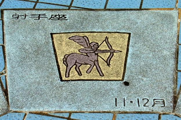 0828 11月 12月射手座 造形 11