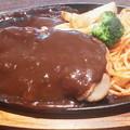 写真: リッチにステーキでランチ!