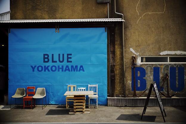 BLUE YOKOHAMA